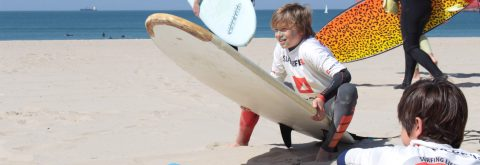 Surf Camp for Kids 2020